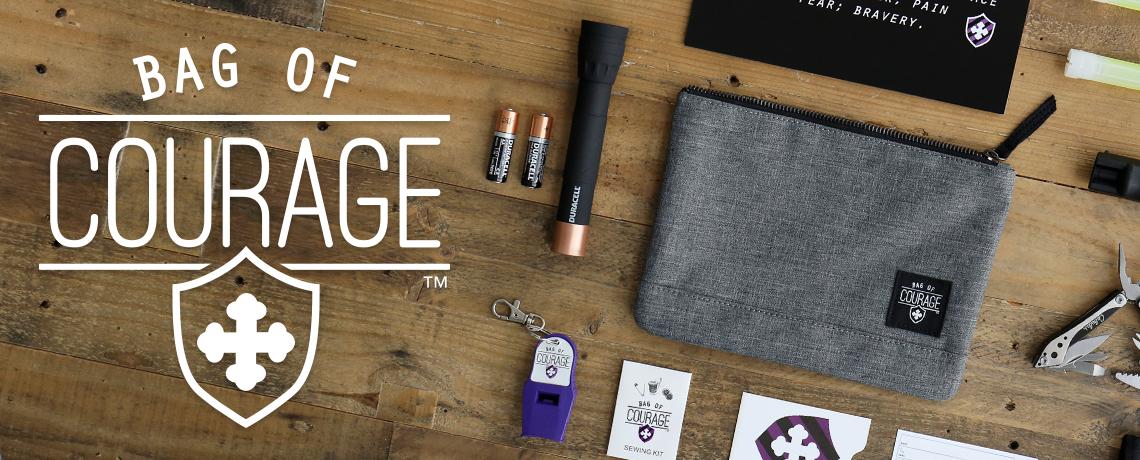 Bag of Courage - Inside the Bag